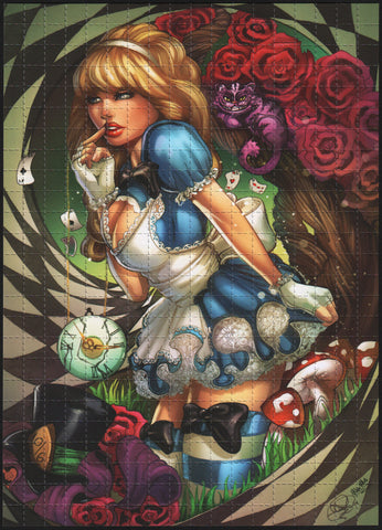 Naughty Alice by Sarah Giardina and Una Mos