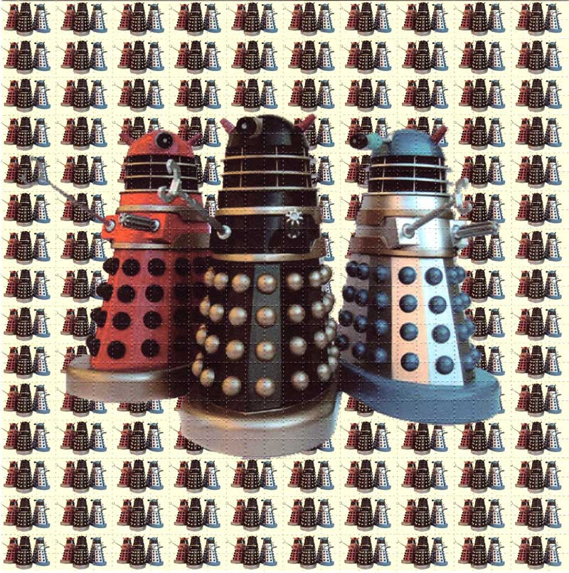 Daleks from Doctor Who (SALE)