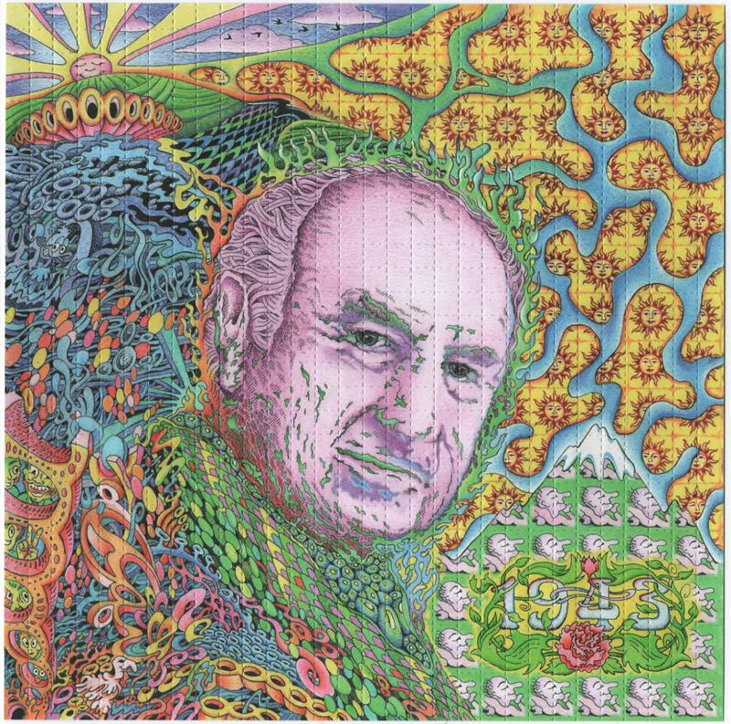 Albert Hofmann by Jeff Hopp