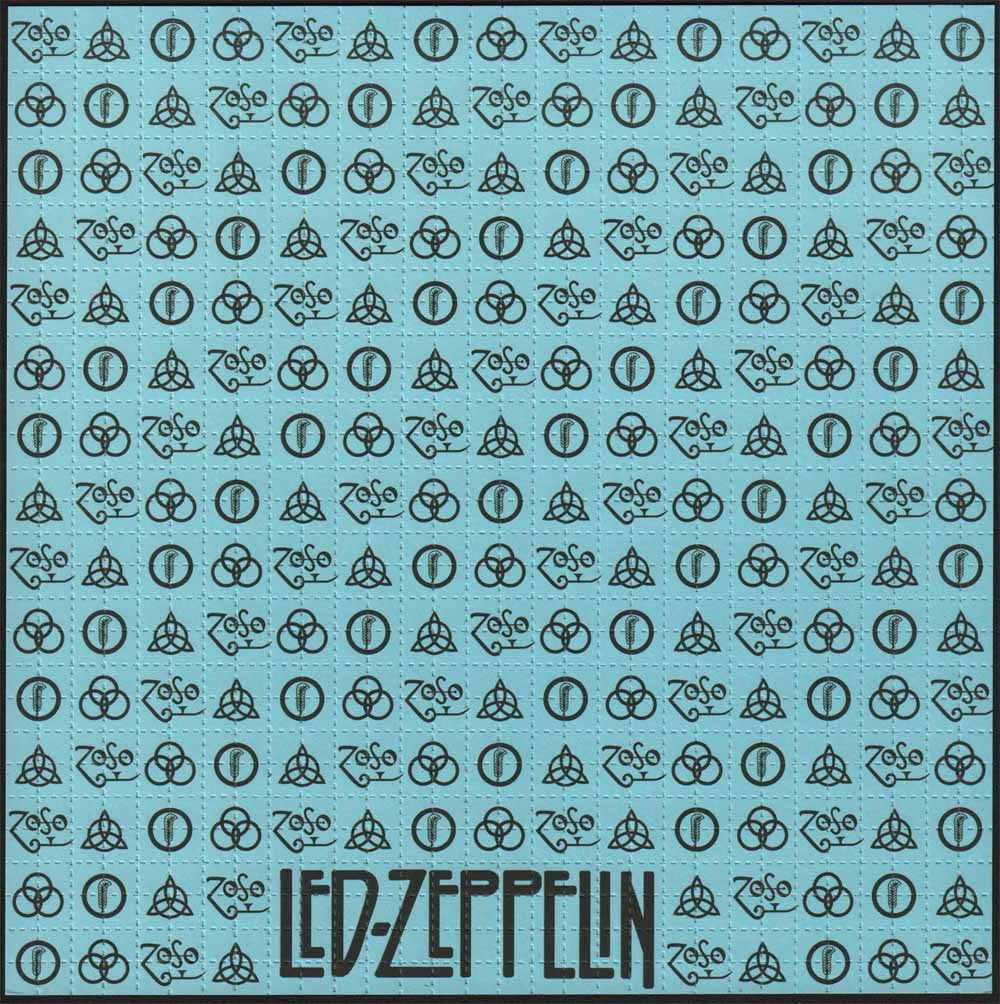 Led Zeppelin - ZOSO