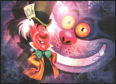 Mad Hatter by Richard Williams