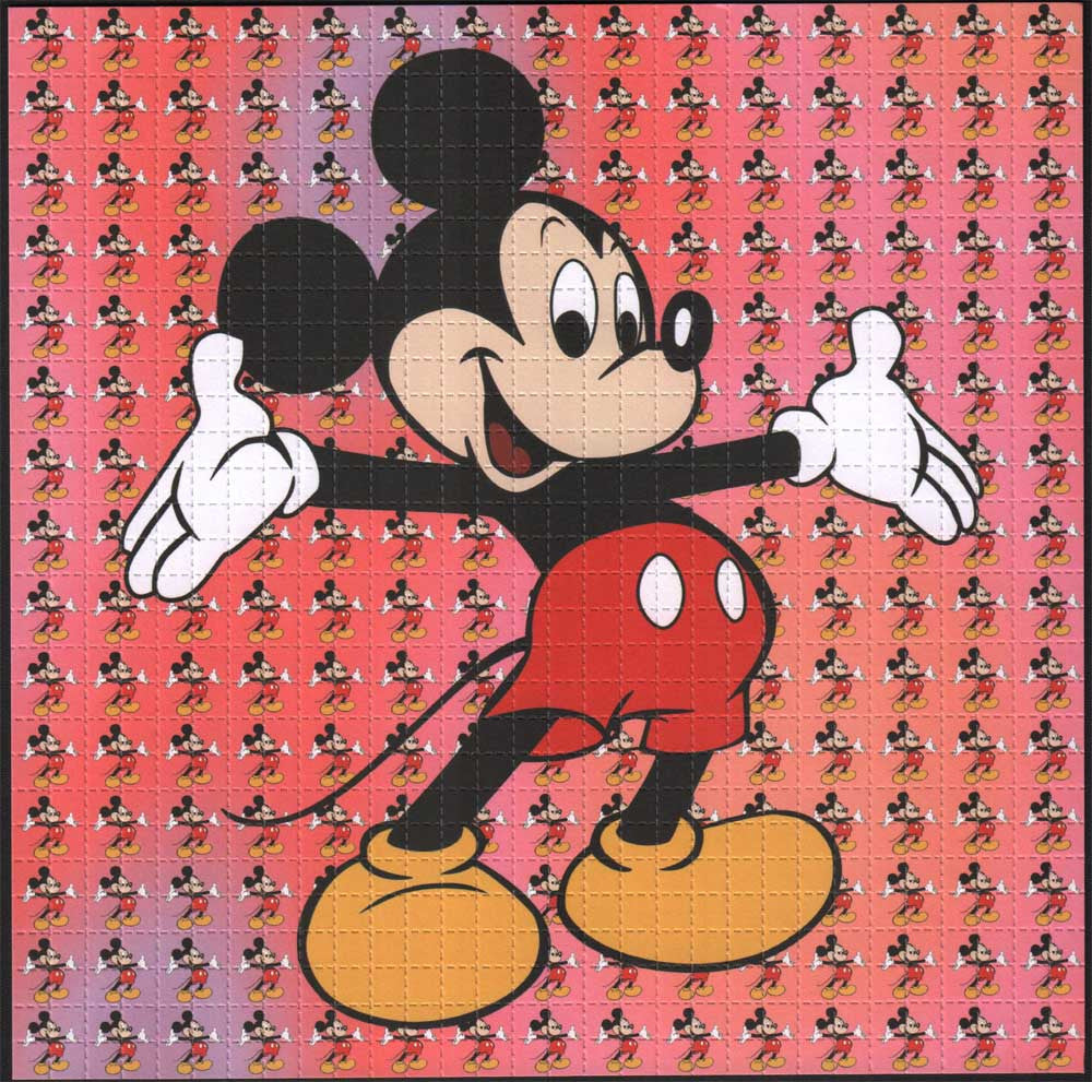 Mickey Mouse PInk