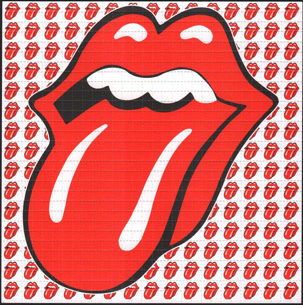 Rolling Stones (Jagger's Lips)