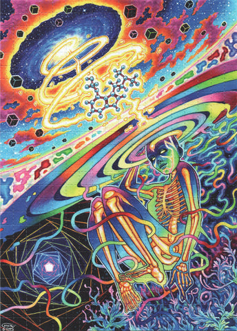 Spiral Out By Callie  Fink