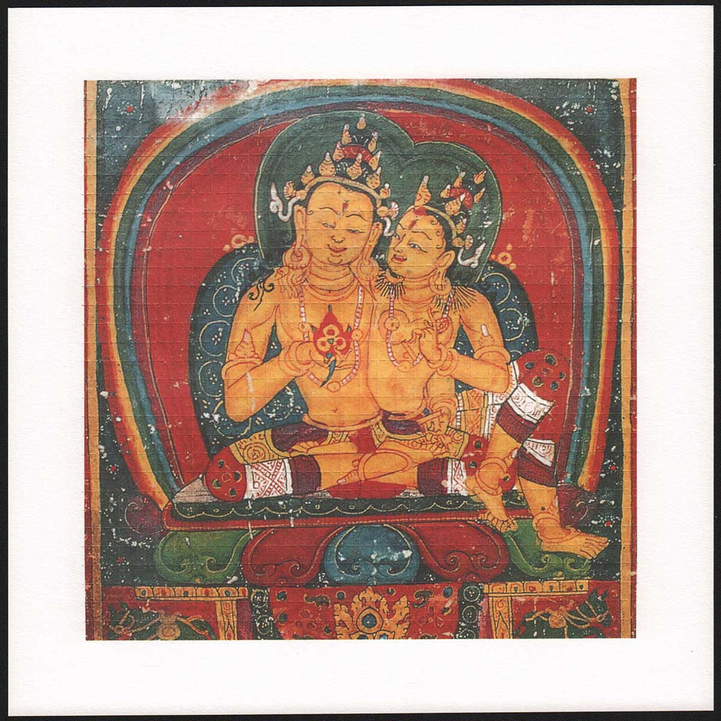 Tantric Couple by Thom Lyttle