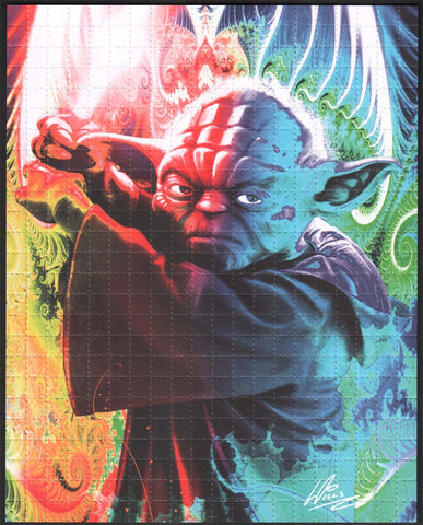 Yoda Psychedelic by Richard Williams (Official release)