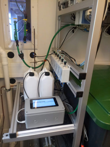 8 ion fertiliser hydroponics analyzer for nutrient measurement