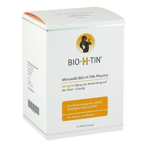 MINOXIDIL BIO-H-TIN Pharma 20 mg / ml Spray Sol. 180ml 10391786