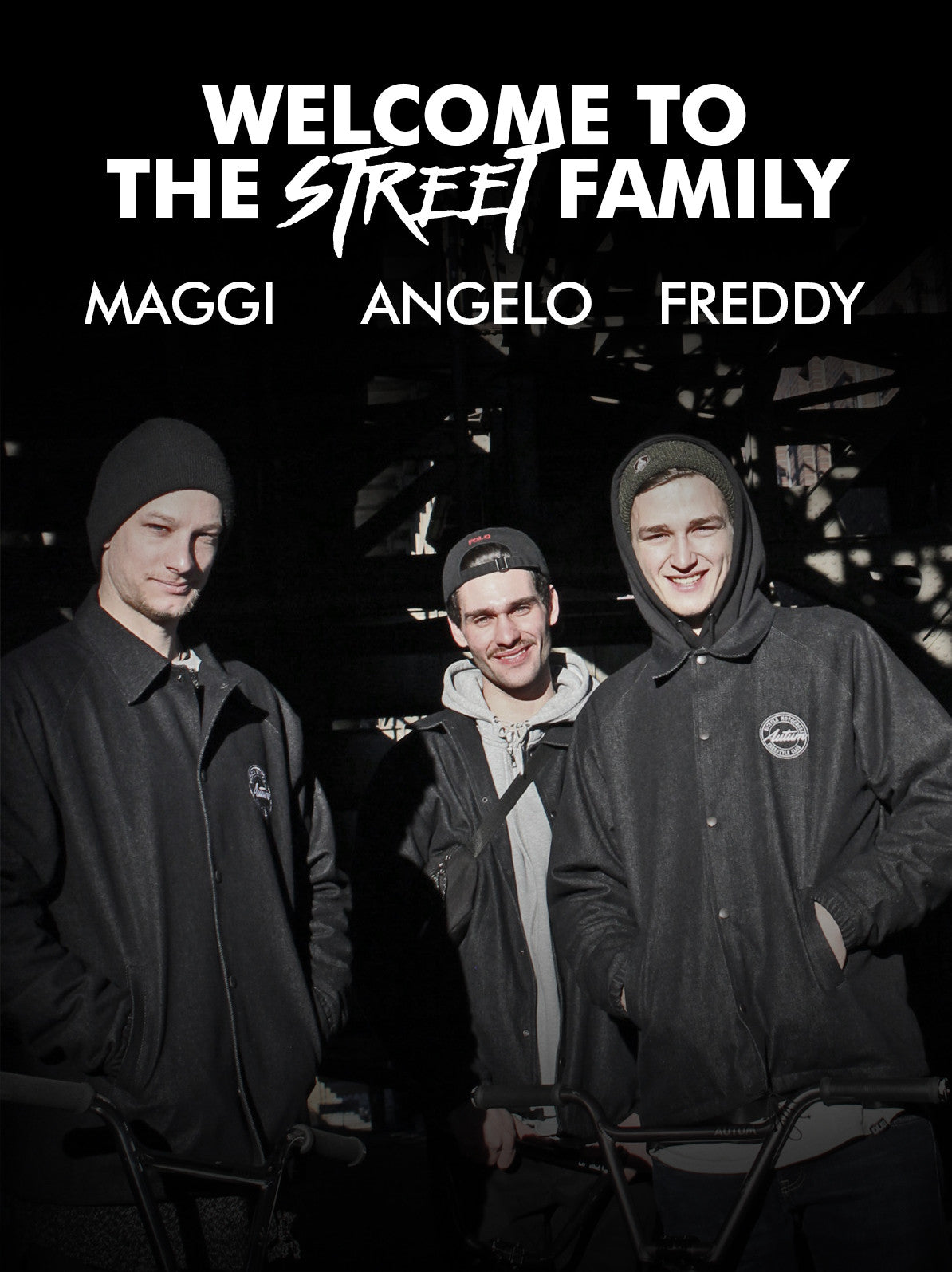 THE STREET FAMILY