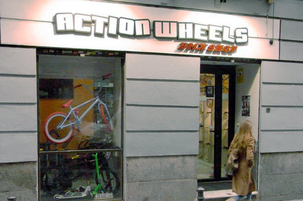 ACTION WHEELS