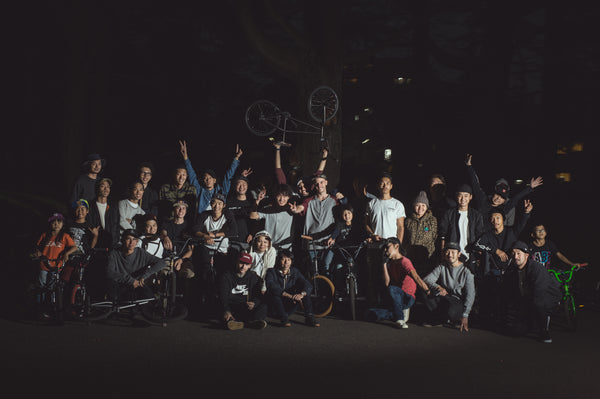BMX Group Picture