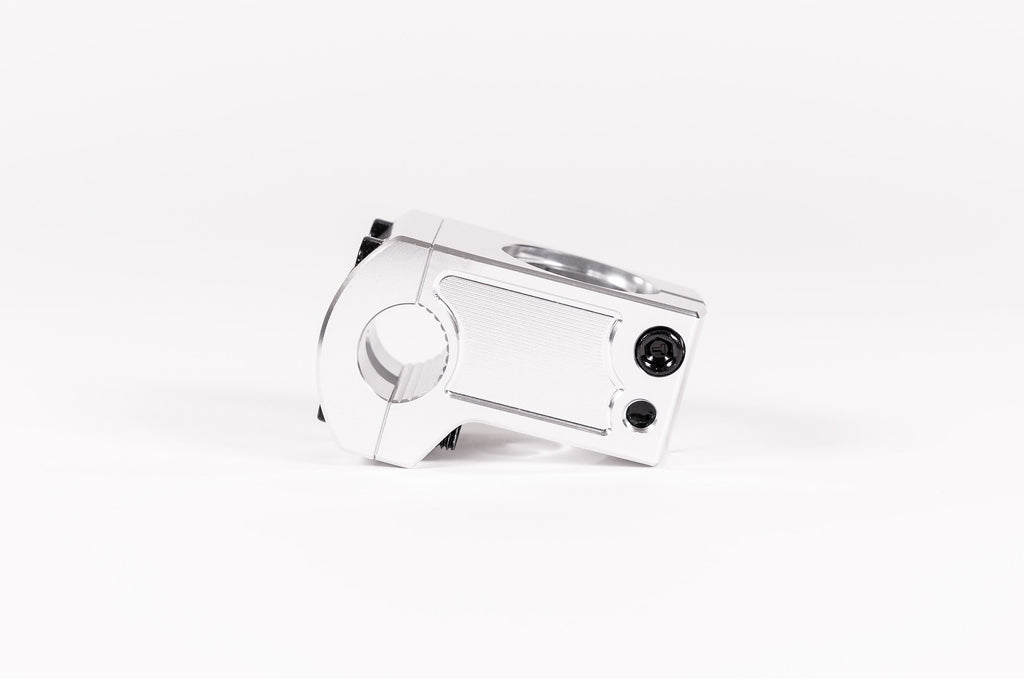 FLATLOAD STEM – anodized glossy silver