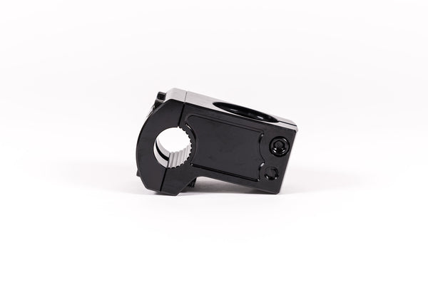 FLATLOAD STEM – anodized glossy black