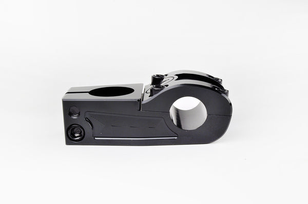TOPLOAD STEM – anodized glossy black
