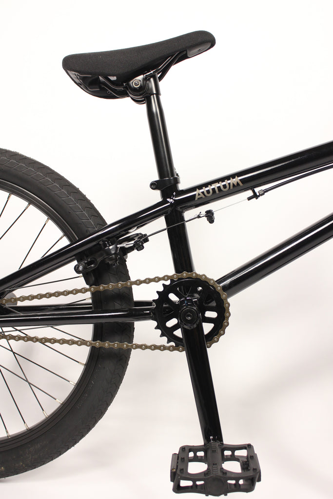 AUTUM *STAY HUNGRY®* Edition BMX Flatland Complete Bike - black