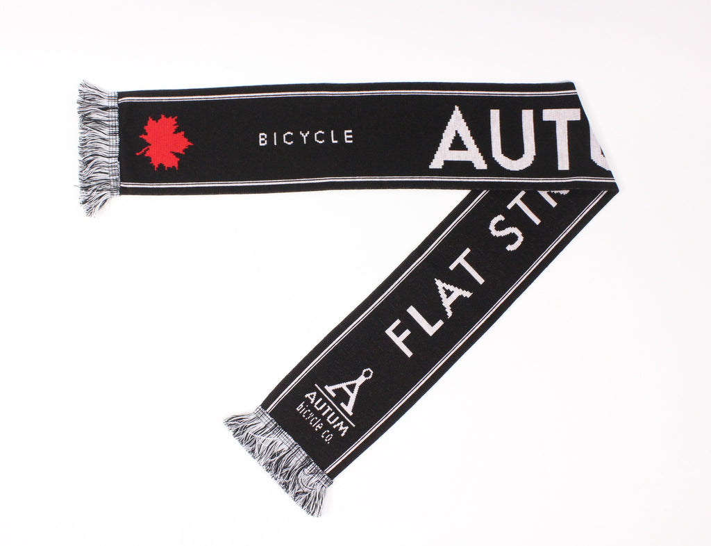 AUTUM SUPPORTER SCARF