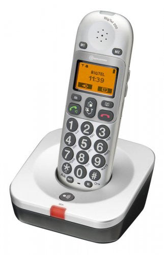 Amplicomms BigTel 200 Big Button Amplified Cordless Telephone