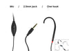 Geemarc Clhook9 Single Hook with Microphone