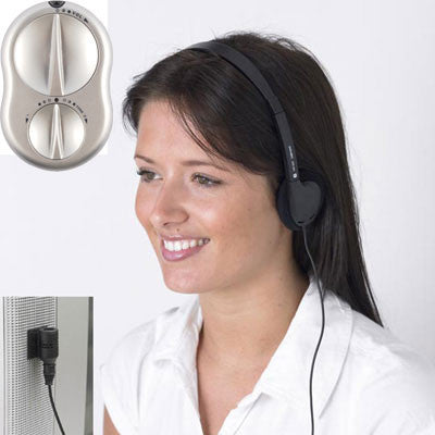 Sarabec Crescendo 50/2 System with HQ Headphones