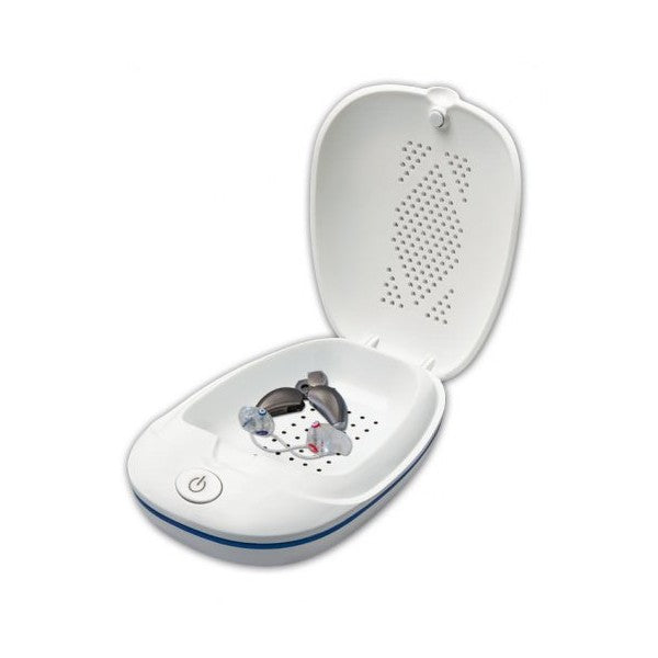 Amplicomms DB130 mini Portable Drying Box for Hearing Aids