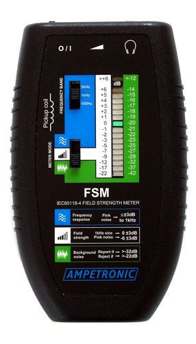 Ampetronic FSM Field Strength Meter