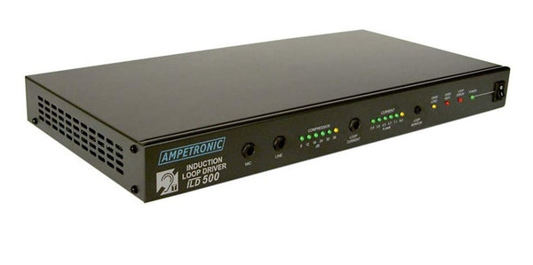Ampetronic ILD500 Professional Audio Induction Loop Driver