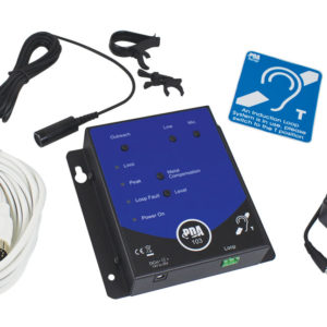 Signet PDA103C Hearing Loop Kit for Counter Tops and Reception Desks