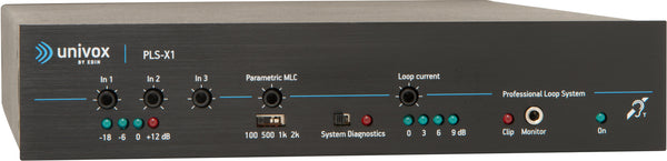 Univox PLS-X1 UK Loop Amplifier