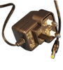 Silent Alert Mains Power Supply for Universal Monitor