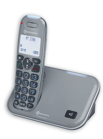 Amplicomms PowerTel 1700 Amplified Cordless Telephone