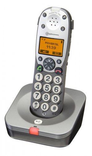 Amplicomms PowerTel 700 Amplified Cordless Telephone
