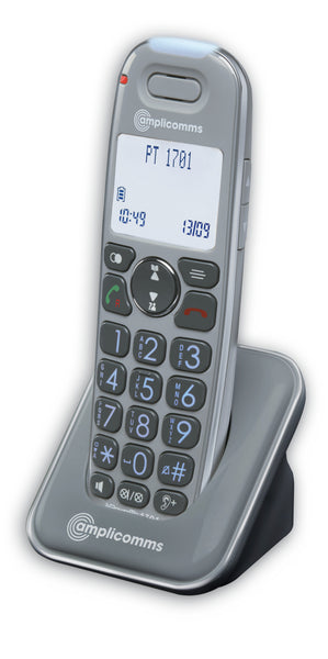 Amplicomms PowerTel 1701 Additional Amplified Handset