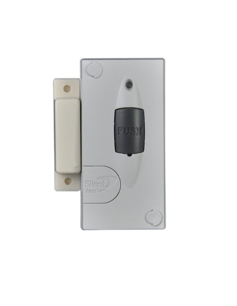 Silent Alert Magnetic Door Monitor
