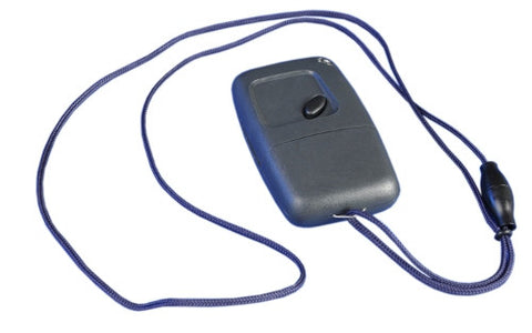 Silent Alert Person to Person Key Fob with Shock Sensor