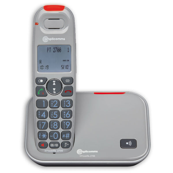 Amplicomms PowerTel 2700 Amplified Cordless Telephone