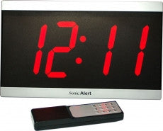 Sonic Alert Sonic BD4000 Extra Large Display Clock With Remote