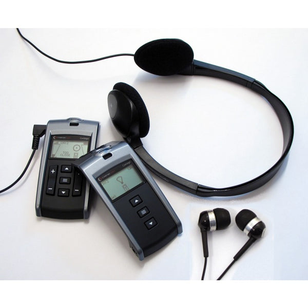 Comfort Contego FM Radio Aid with Headphones