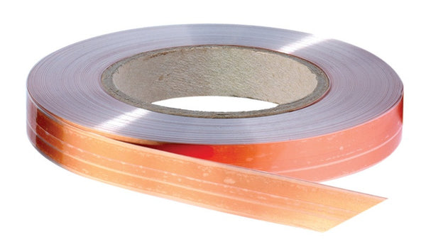 Ampetronic Flat Copper Tape 100m