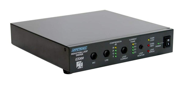 Ampetronic ILD300 Professional Audio Induction Loop Driver