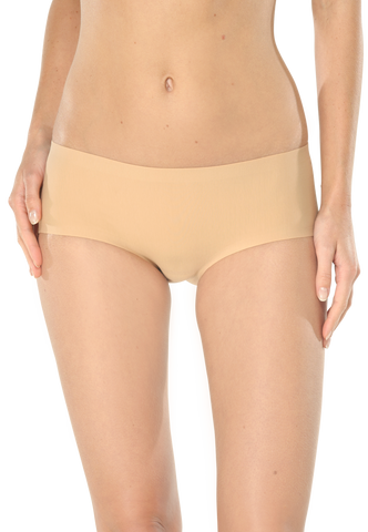 SCHIESSER Hip-Pants nahtlos nude - Invisible