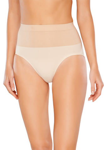 SCHIESSER Brief nude Seamless Medium