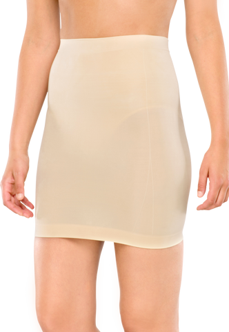 SCHIESSER Highwaist-Rock mit integriertem Slip nude - Seamless Power