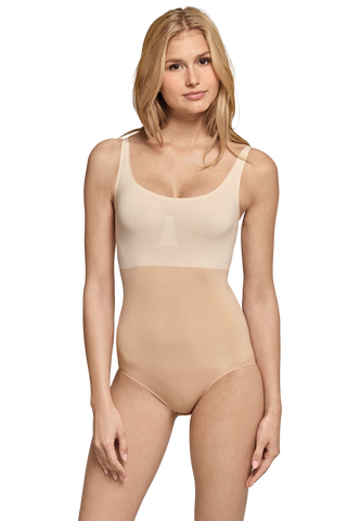 SCHIESSER Body ärmellos nude - Seamless Medium
