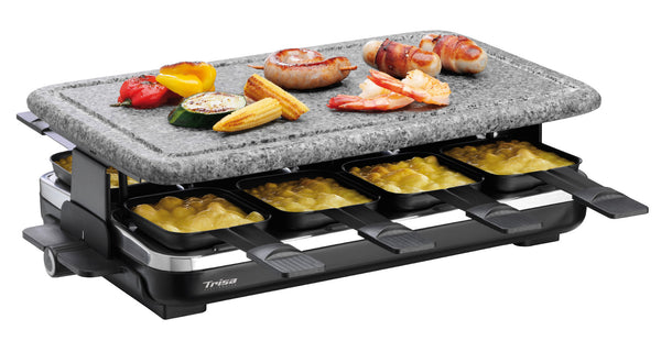 "Raclette ""Hot Stone"""