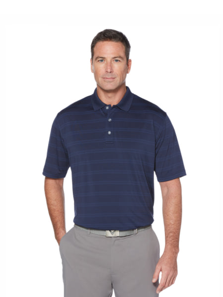 Men's Callaway Textured Performance Polo