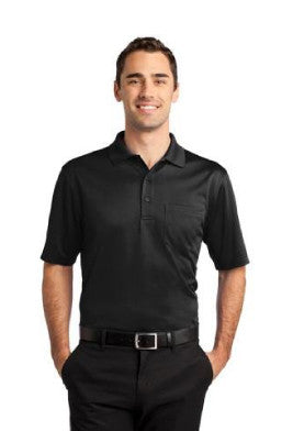 Men's Snag Proof Polo With Pocket
