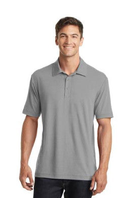 Men's Cotton Touch Performance Polo