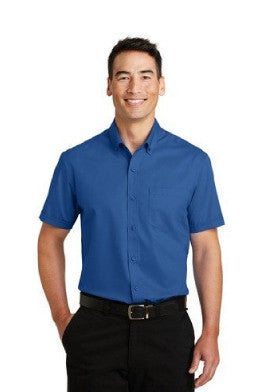Men's Super Pro Short Sleeve Twill Shirt