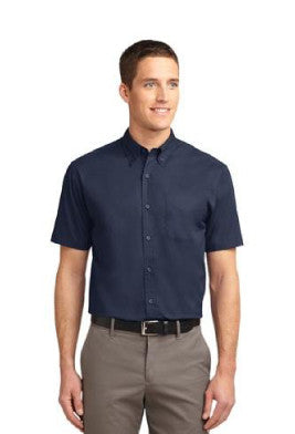 Men's Easy Care Short Sleeve Shirt
