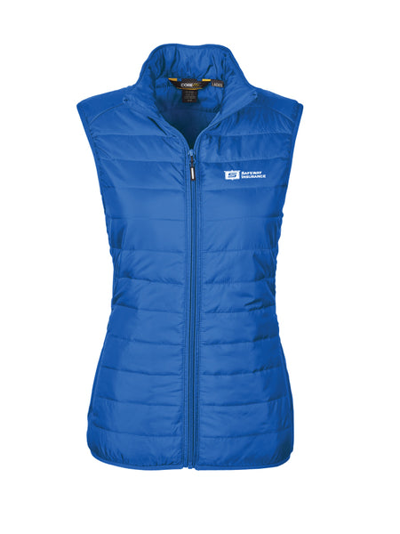 Ladies' Core 365 Prevail Packable Puffer Vest